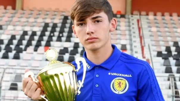 Who Is Billy Gilmour