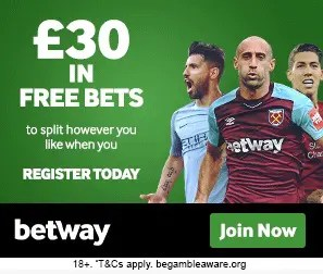 betway new customers offer