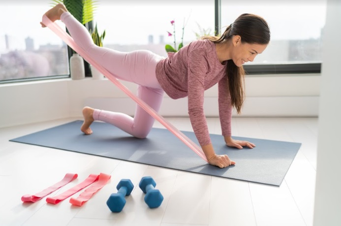 Sports Equipment Home Training