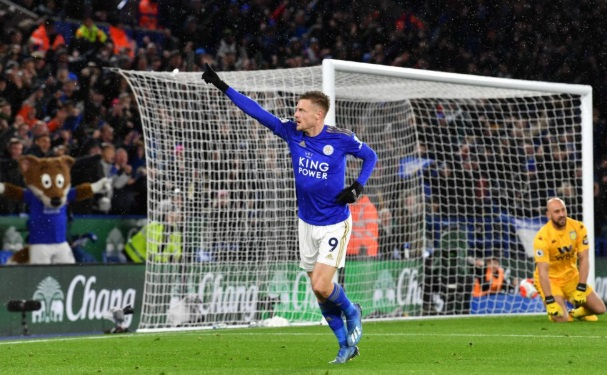 Jamie Vardy Matchday 34 Review