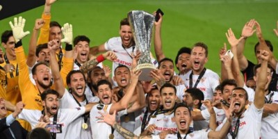 Sevilla 2020 Europa League Champions