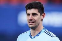 Thibaut Courtois criticises La Liga for making Madrid play Osasuna