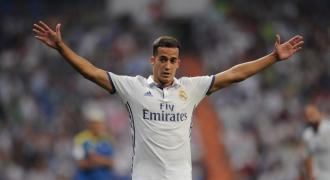 Lucas Vazquez - Football Hitz