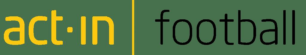 act-in football logo