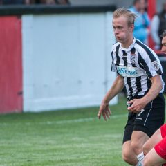 Sam Barratt makes Vanarama Conference South debut for Maidenhead United