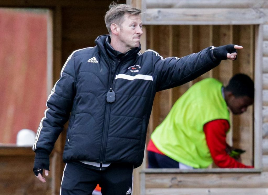 Listen: Bracknell Town FC manager Mark Tallentire discusses Highmoor defeat