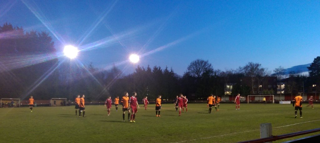 Thursday night football: Bracknell and Binfield post derby wins