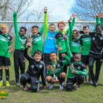 Images from East Berks Youth Cup Final on Saturday