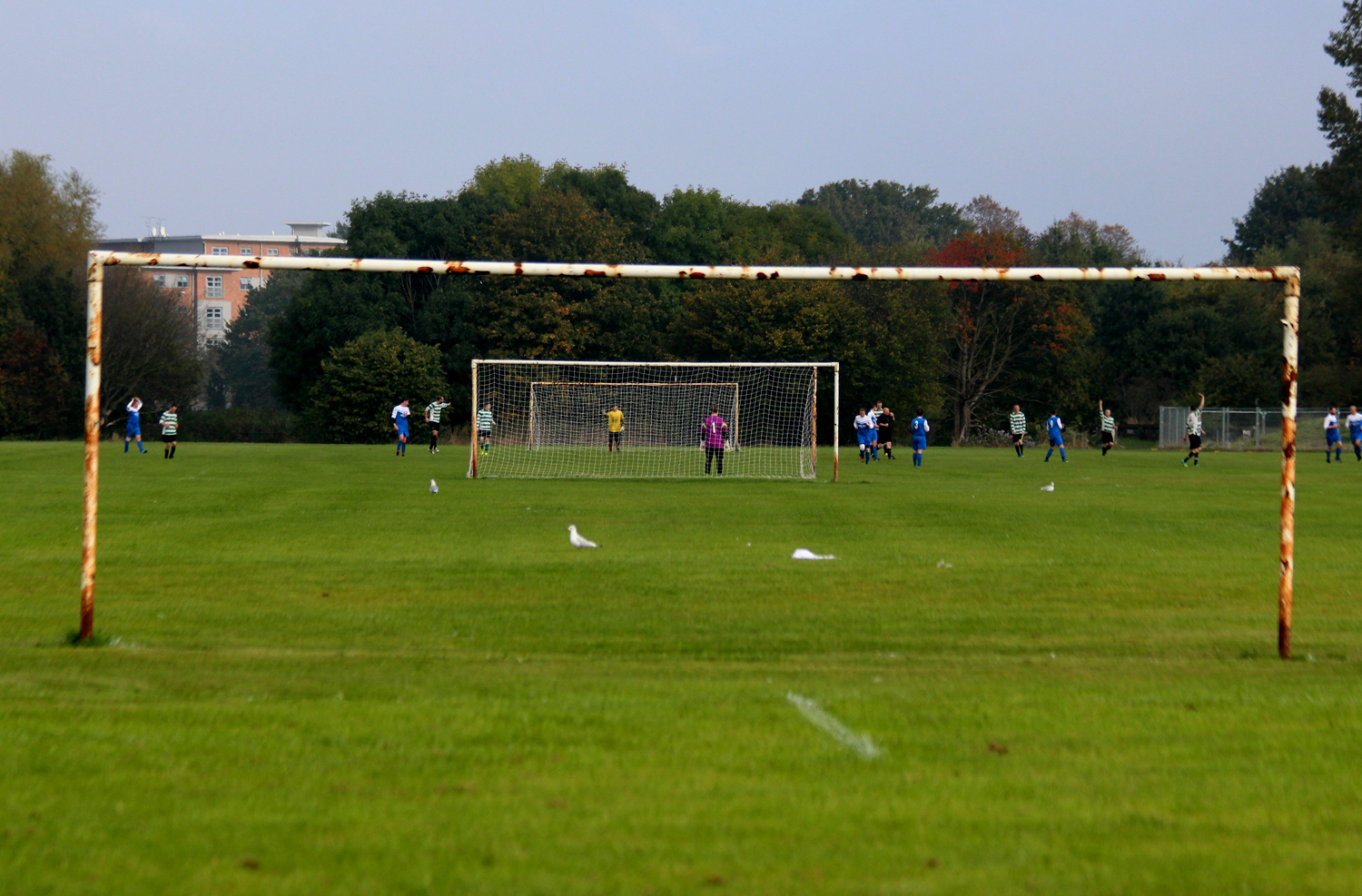 Bracknell Sunday League coverage: A response