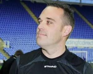 Wokingham & Emmbrook joint-manager Matt Eggleston. Photo: getreading.co.uk