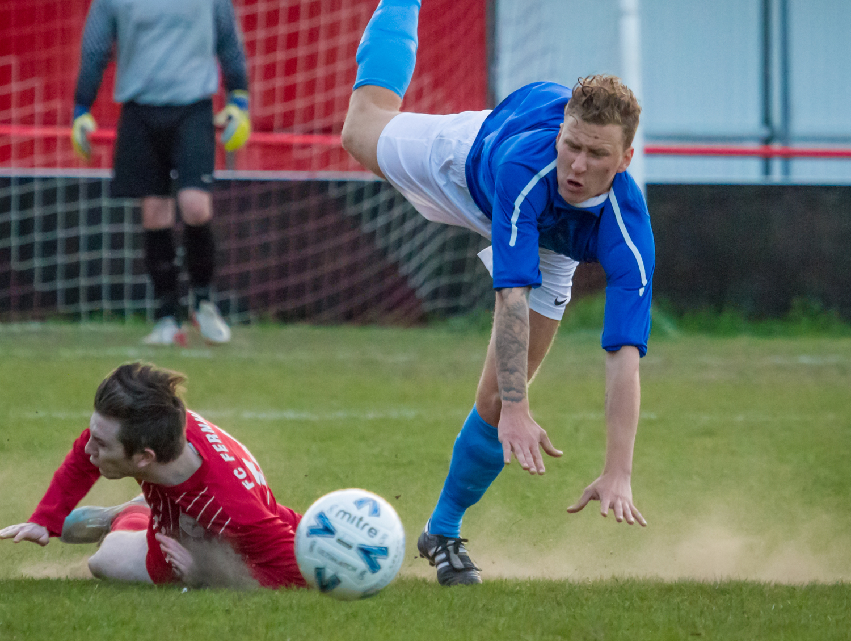 Sunningdale & Wentworth vs Binfield Club: Senior Sunday League Cup Final