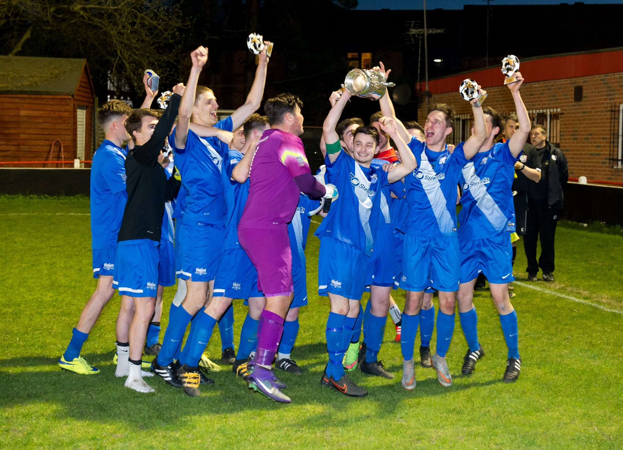 How we'll be covering Binfield vs Henley Town in the Reading Senior Cup Final