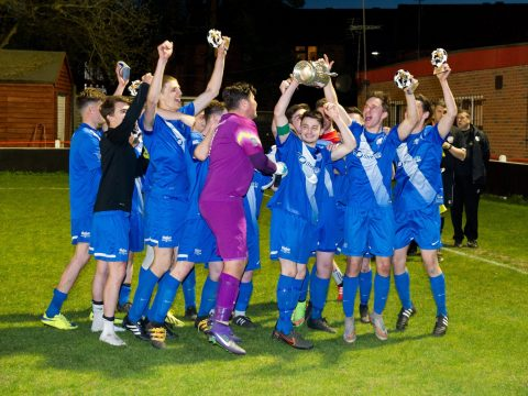 Cup final night as the Ascot & Fielden Cup comes to Bracknell Town