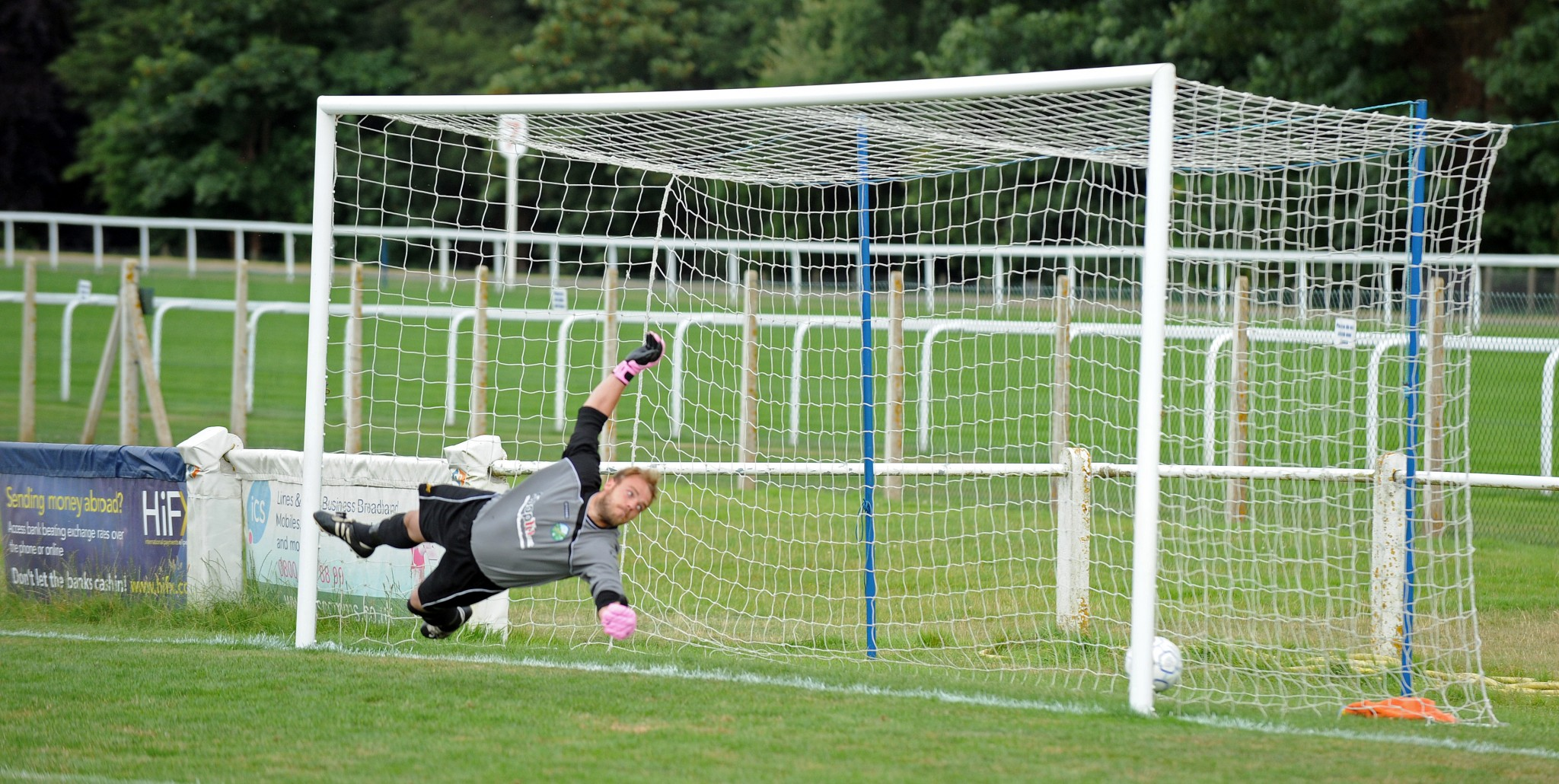 Ascot 0 Hayes & Yeading 2: Yellamen beaten in final friendly