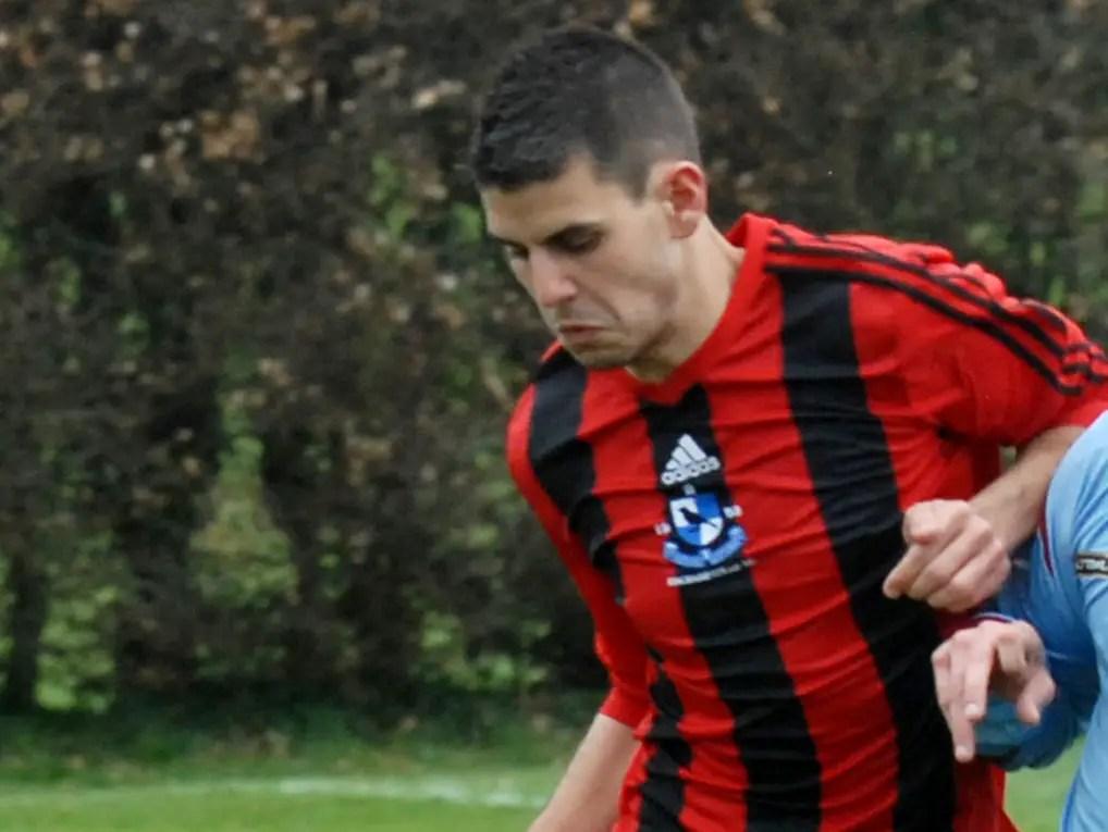 Greg Alexander of Finchampstead FC. Photo: getreading.co.uk
