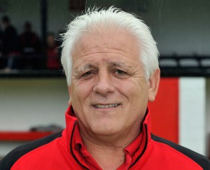 Former Finchampstead and Bracknell Town manager Steve McClurg. Photo: getreading.co.uk
