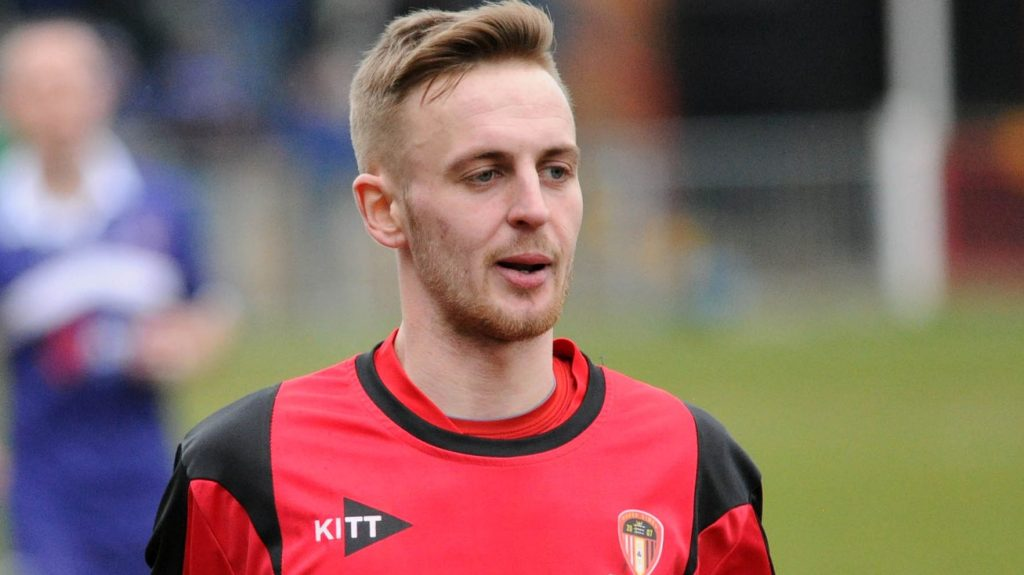 Luke Williams joins Hellenic League Division One East side for 2019/20