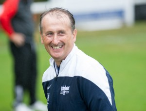 Roger Herridge. Photo: Colin Byers.