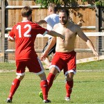 Bracknell Town vs Thatcham Town in 2016/17 – ready for round four
