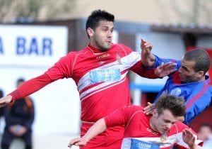 Bracknell Town FC have signed Alex Rodrigues. Photo: getsurrey.co.uk