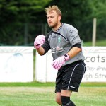 Ascot United suffer goalkeeper and captain blow