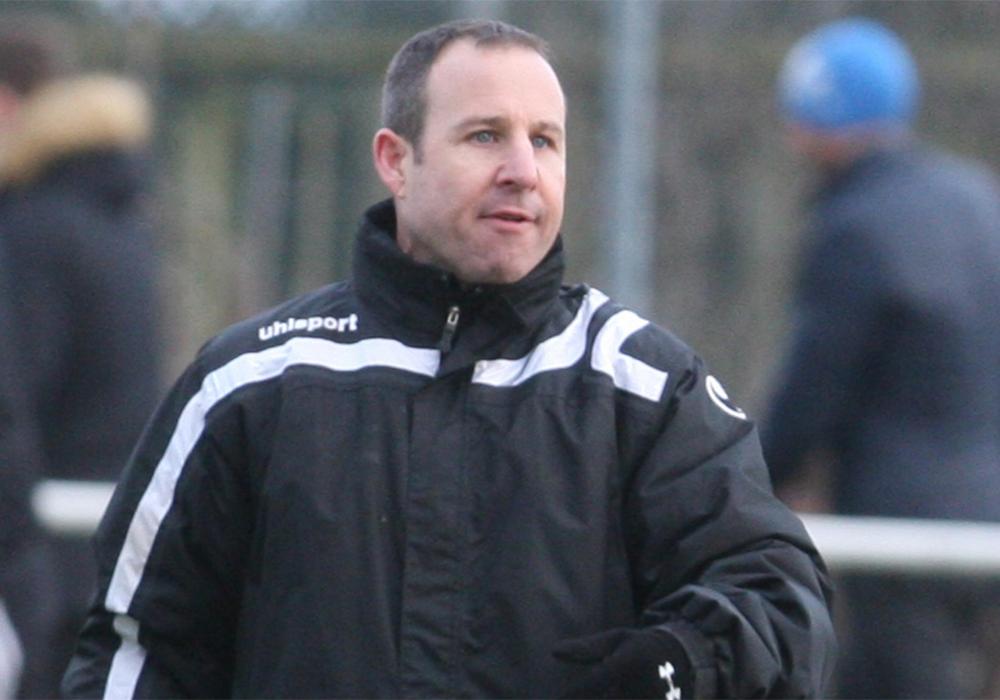 Kidlington FC manager Martin Wilkinson resigns