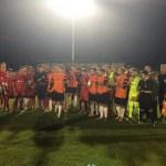 Binfield FC 2 Wokingham & Emmbrook 3: Sumas lift the Martin Joyce Memorial Trophy