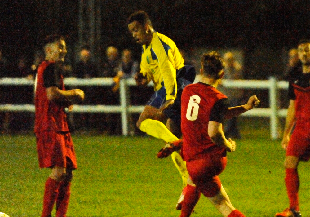 Midweek: Theo Jones doubles sends Ascot United FC up the table