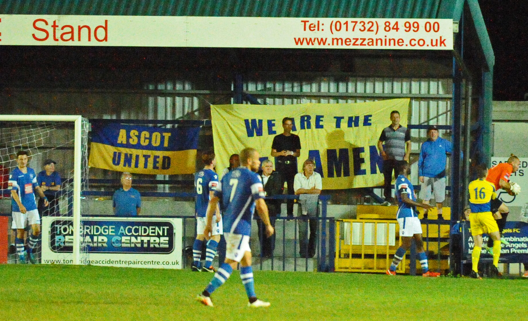 Midweek: Ascot United FC bow out and extra time winner for Woodley United FC