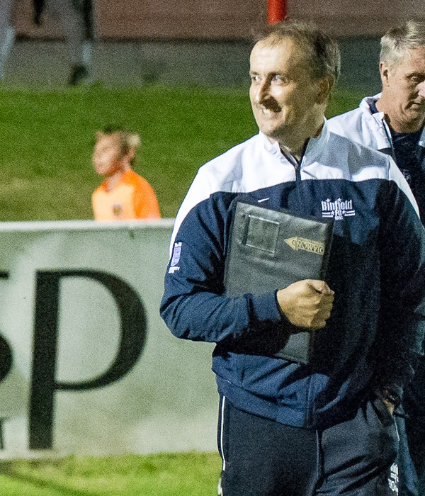Binfield confirm management team for 2017/18