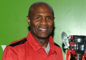 Former England, Watford and AC Milan striker Luther Blissett. Photo: getreading.co.uk