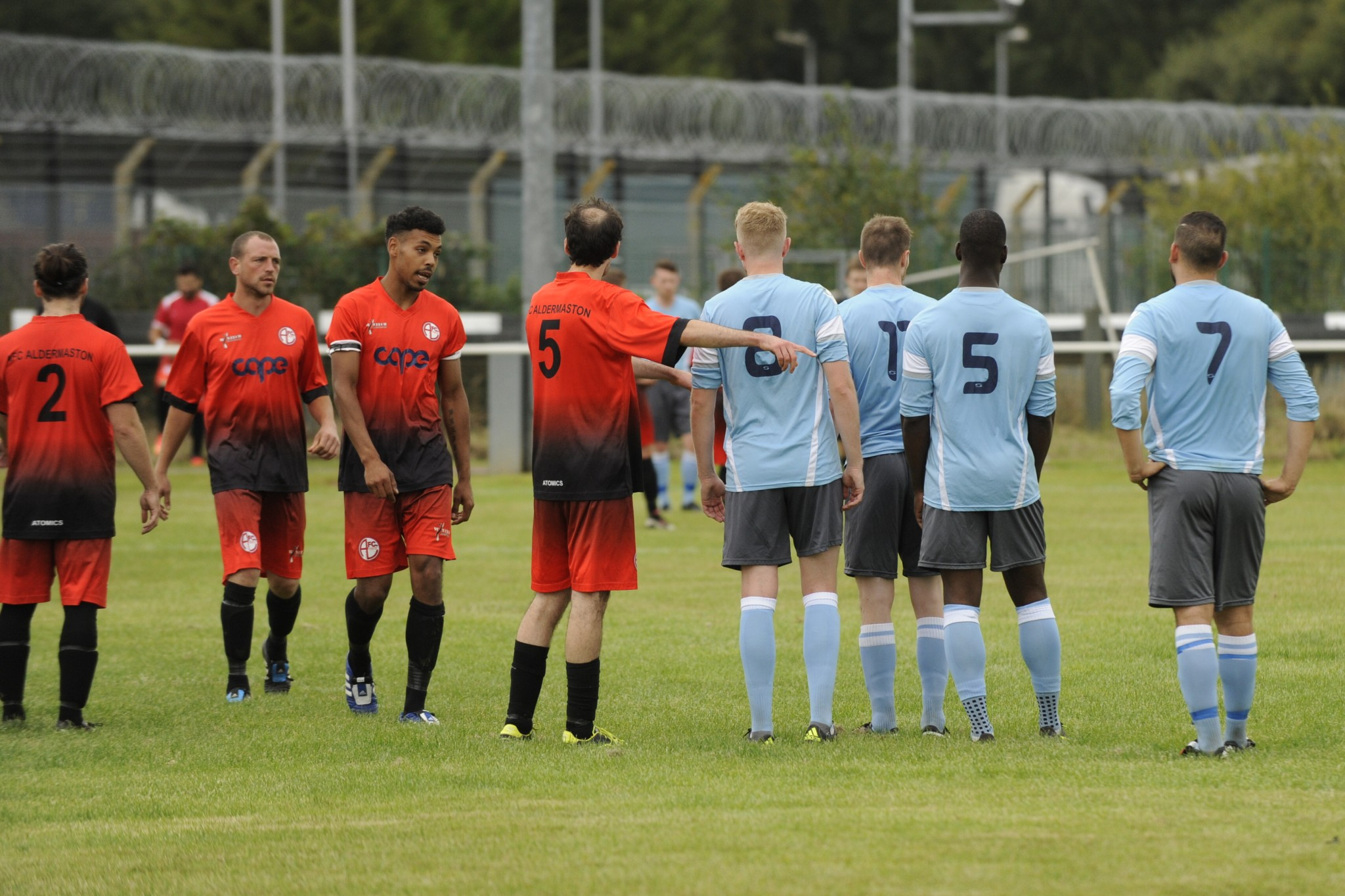 Ascot, Aldermaston and Woodley drawn way Hellenic League Supplementary Cup