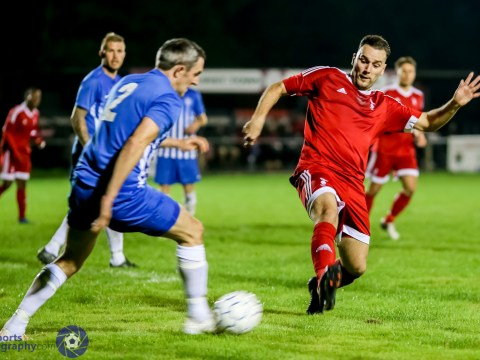 Bracknell Town FC 2 Thatcham Town 1: Cornell and Bowerman strike early