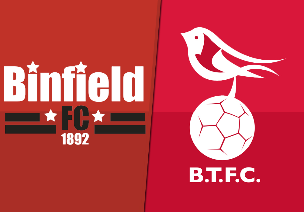 Derby night for Binfield FC and Bracknell Town FC in Allied Counties Youth League