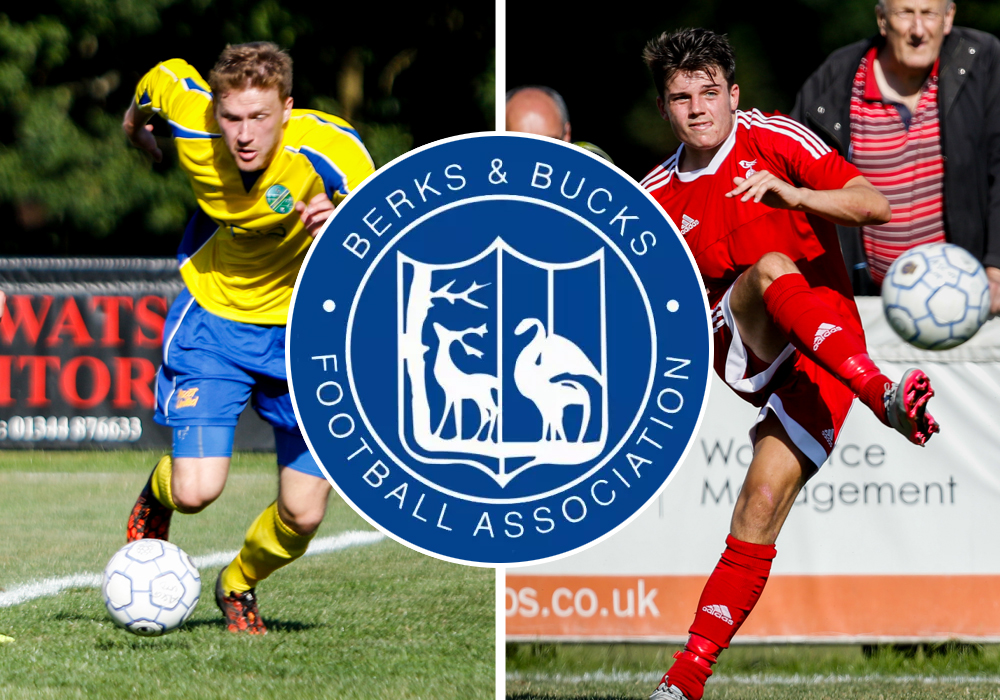 Tuesday night at home for Ascot and Bracknell in Berks & Bucks County Cup ties