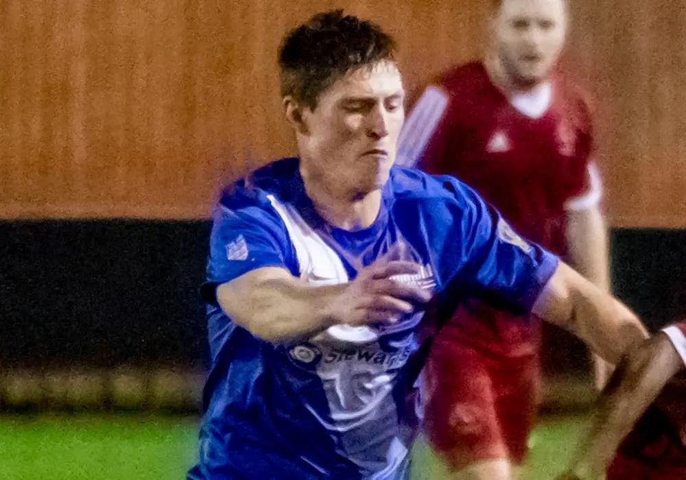 Finchampstead FC sign former Binfield midfielder Chris Dean