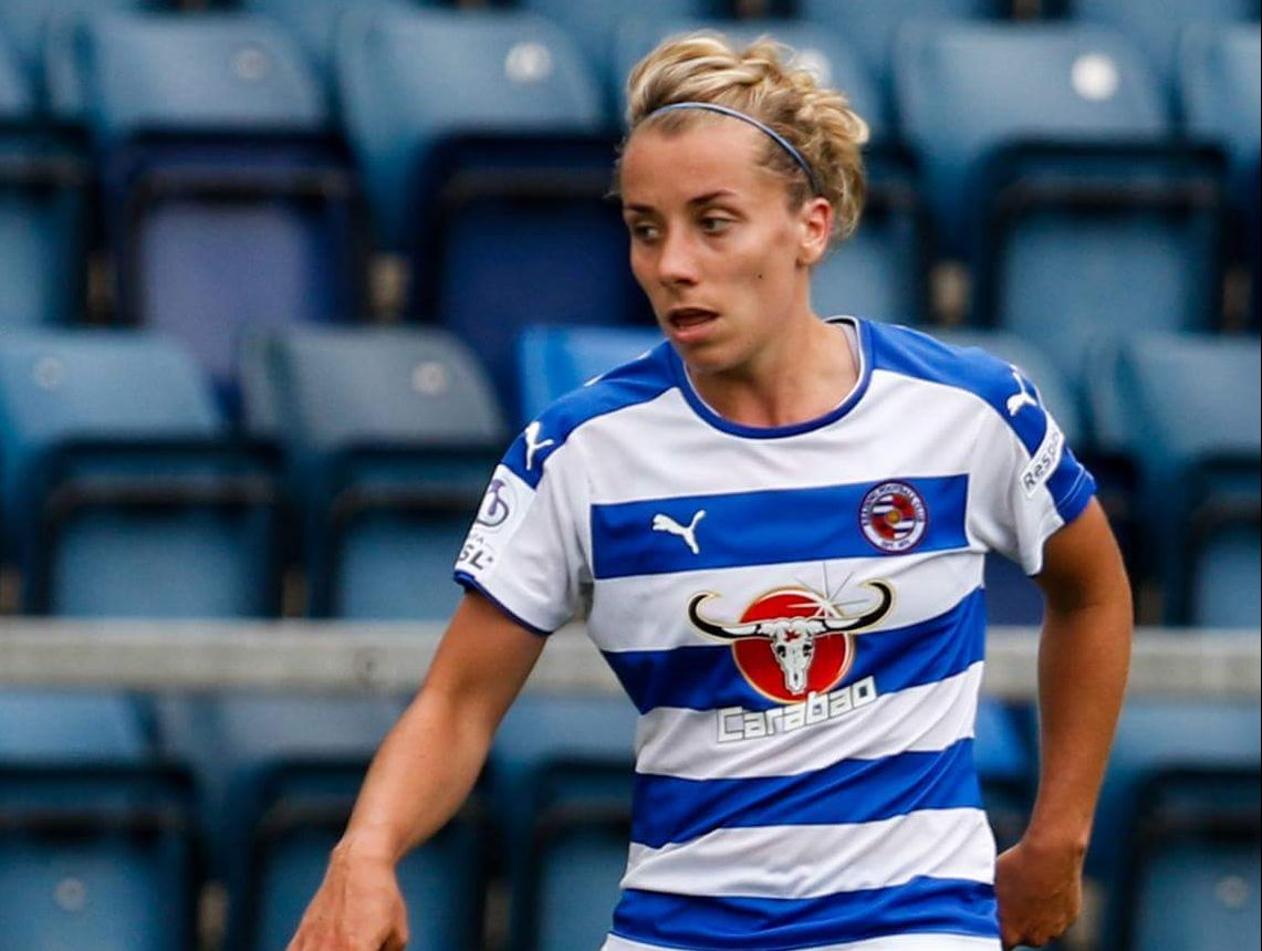 Reading FC Women in the Spotlight – Becky Jane