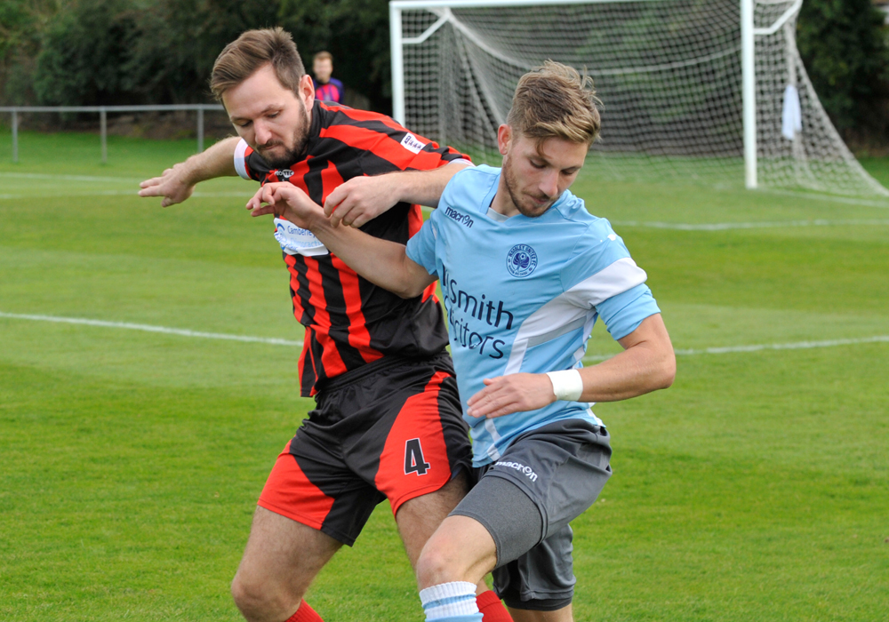 Finchampstead vs Woodley United: Post match interview with Michael Herbert and gallery