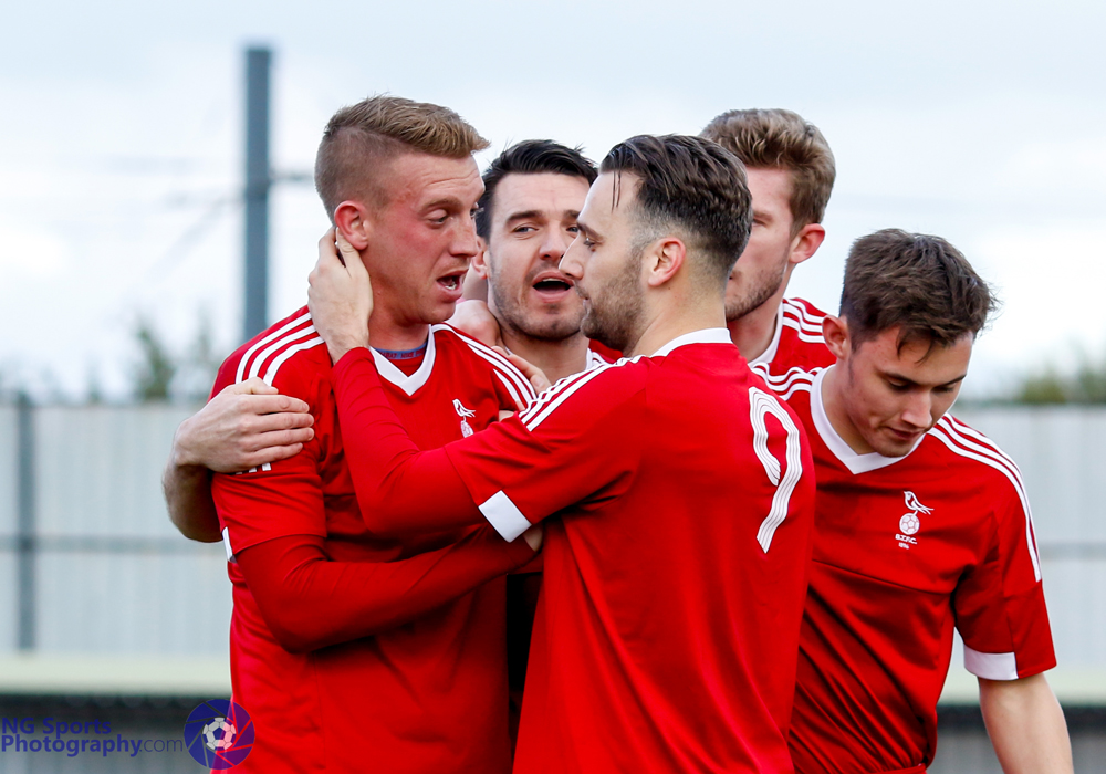Bracknell Town into County Cup semi finals