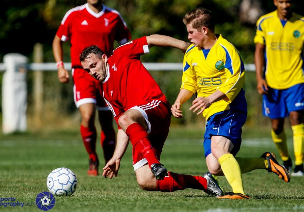 Midweek: Floodlit Cup action fills the schedule for Bracknell Town and Ascot United