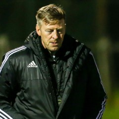 Bracknell Town and Mark Tallentire have parted company