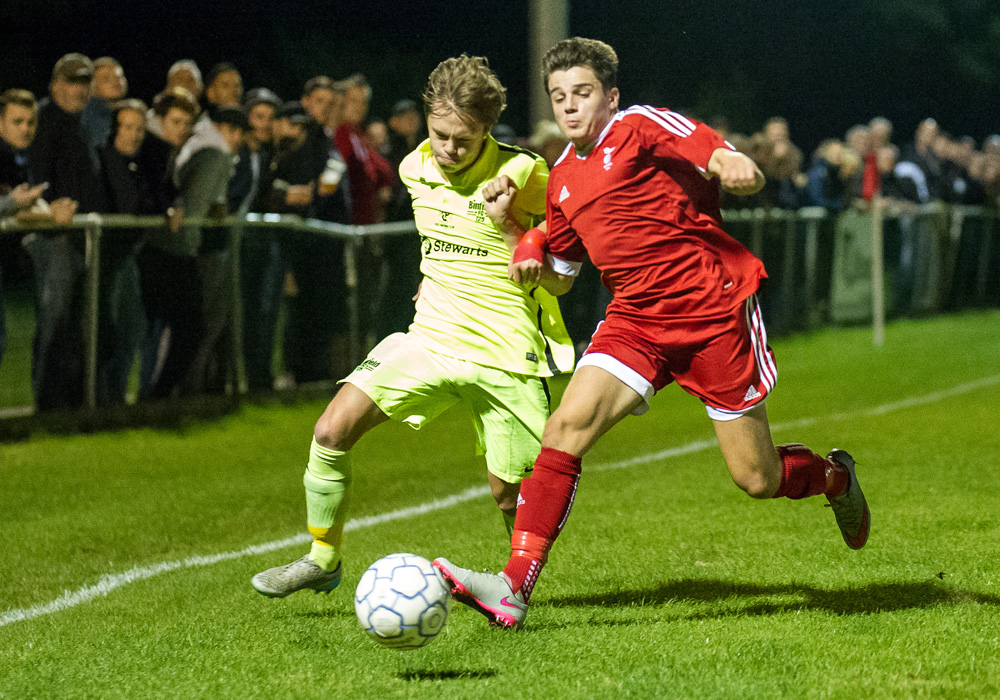 Friday is deadline day for Bracknell Town and Larges Lane