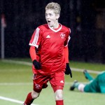 Watch Dan Roberts score from a free kick in Bracknell Town under 21 win