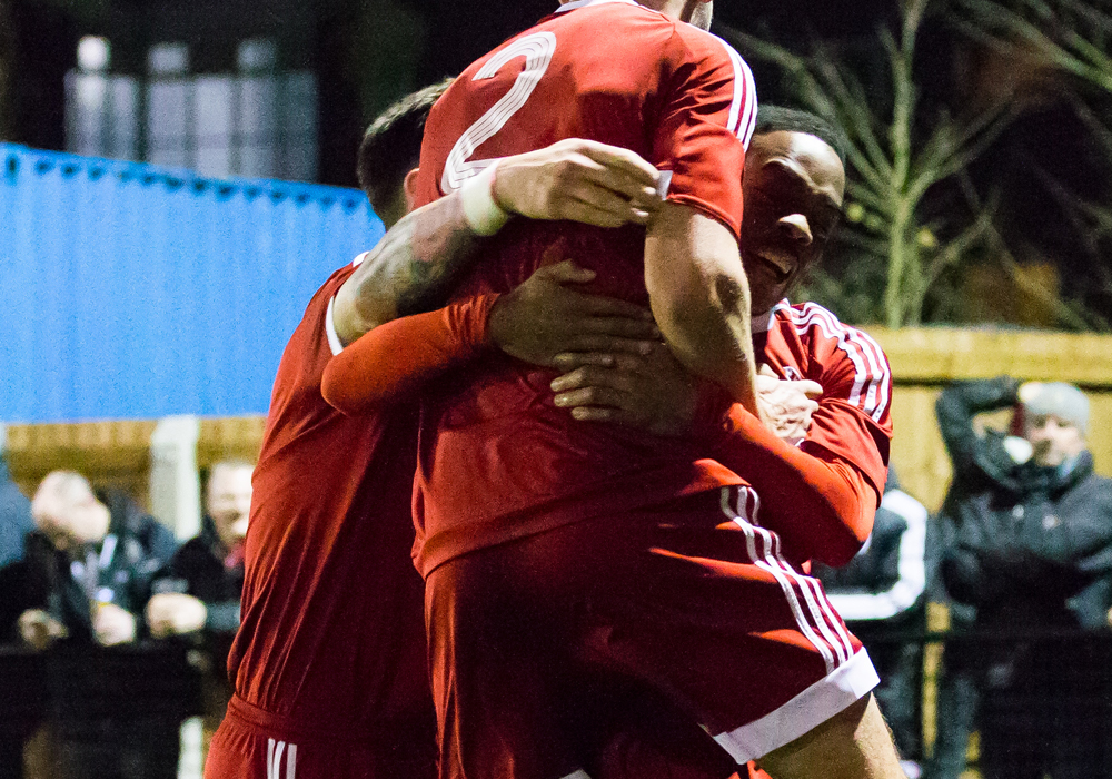 Watch Kensley Maloney's brilliant winner for Bracknell Town