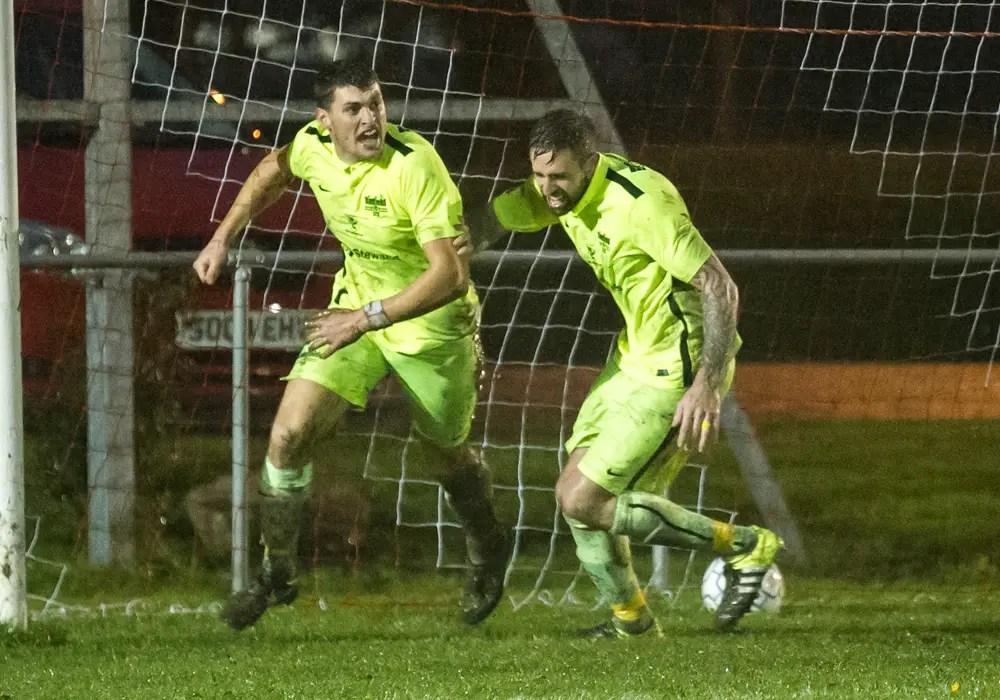Ferdinand and Leonetti rescue Binfield, Harry Swabey double in Finchampstead win