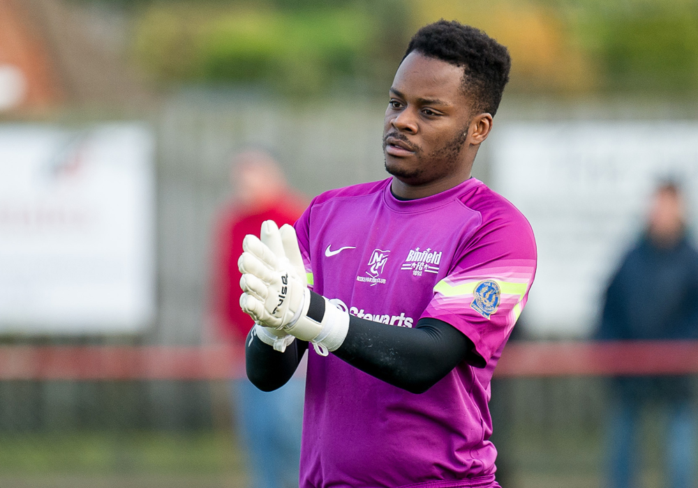 Weekend: Nyamunga bringing confidence to Binfield, Bracknell Town can top the table