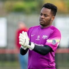 Goalkeeper Mo Nyamunga leaves Binfield