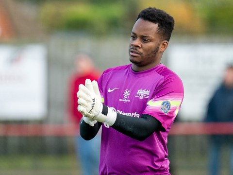 Goalkeeper Mo Nyamunga leaves Binfield