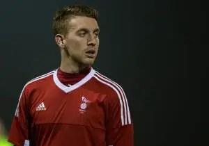 Bracknell Town striker TJ Bohane. Photo: Richard Claypole.