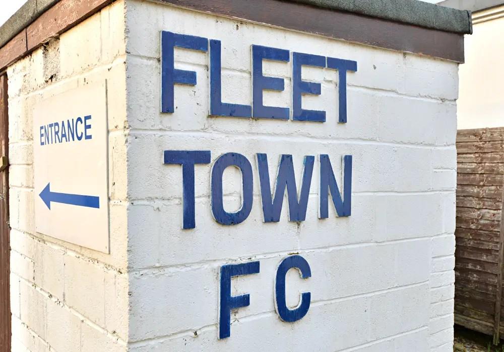 Fleet Town twitter SLAMS referee following Sandhurst Town match postponement